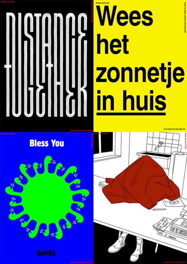 ©️Guido de Boer / ©️Lennarts & De Bruijn / ©️Gorilla / ©️Juul Lit