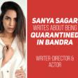 Quarantined In Bandra
