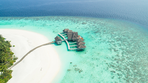The Maldives - Credit: Ishan @seefromthesky on Unsplash