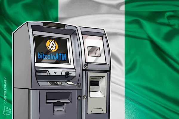 Nigeria becomes the eighth African nation to welcome bitcoin ATMs
