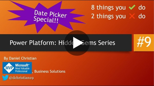Microsoft Power Apps: Hidden Gems Series #9