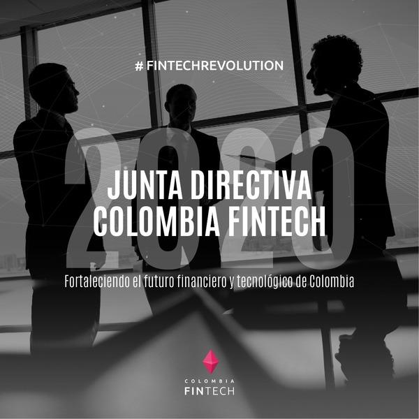 Conozca a la Junta Directiva Colombia Fintech 2020