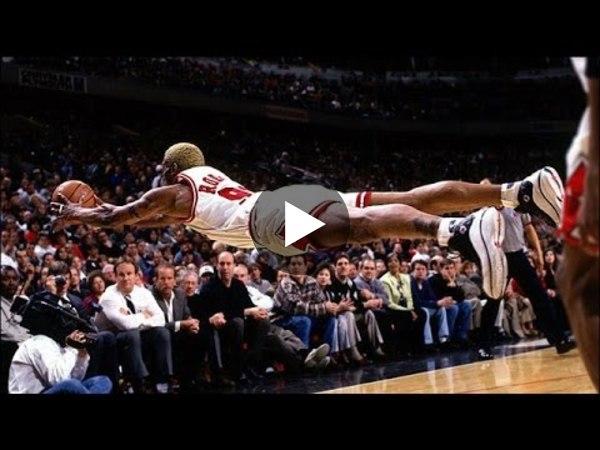 Top jugadas de Dennis Rodman