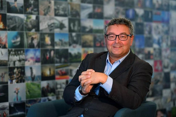 Q&A with Lee Martin, Getty Images, Senior Vice President
