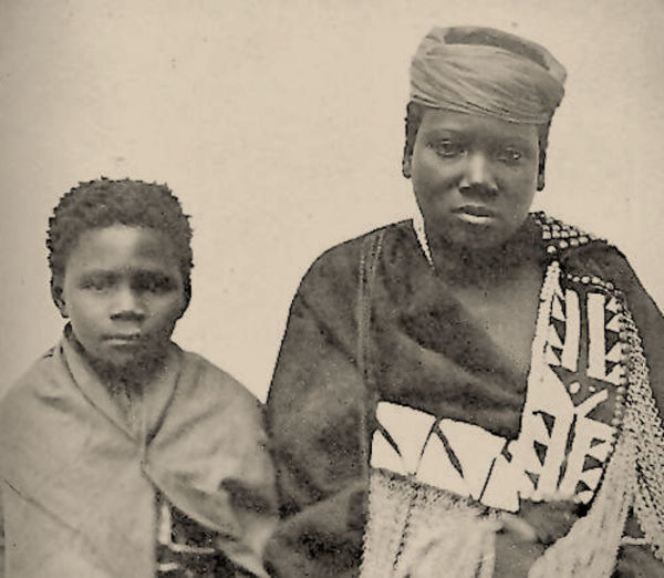 """Around 1856 and 1857, it is widely reported that a 15-year-old Xhosa prophetess in South Africa, Nongqawuse, reported back to her community that she had seen her ancestors who had told her to order everyone to kill their cattle and destroy their crops and in the aftermath, they would be rewarded with more crops and cattle. Unfortunately, the promised reward from her prophecy never materialized. Thousands died of hunger. Like any modern-day fake news story, the tale of Nongqawuse has truths to it but many versions. Interestingly, it is the fact that she claimed to have """"seen"""" ancestors instead of them coming to her in a vision (as it is known-to-be in Xhosa culture) that makes one wonder if Nongqawuse wasn't perhaps a classic case of someone peddling fake news. We will never know, but the actions that followed her """"prophecy"""" were devastating. 📷 Nongqawuse (Right) and Nonkosi (Left)"""