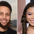 Stephen Curry And Storm Reid Team For Female Athlete Series 'Bamazing' – Deadline