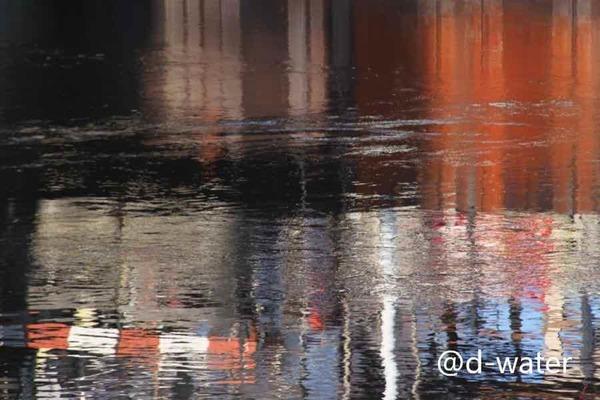 Water van de Zaan, april: Nietzovlotbrug | De Orkaan
