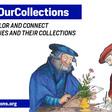 117 musées et bibliothèques vous proposent leurs collections en pages de coloriages gratuits