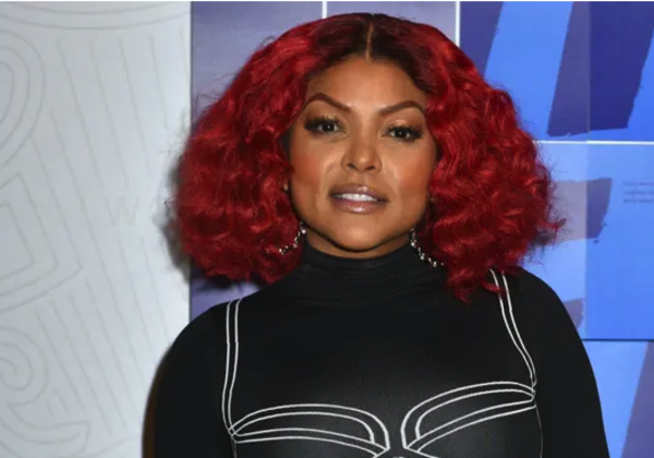 Taraji P Henson creates free 'virtual therapy' service for coronavirus-hit African Americans