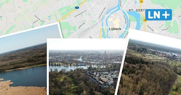 Wir nehmen Sie mit nach draußen: Virtuelle Spaziergänge an die schönsten Orte Lübecks