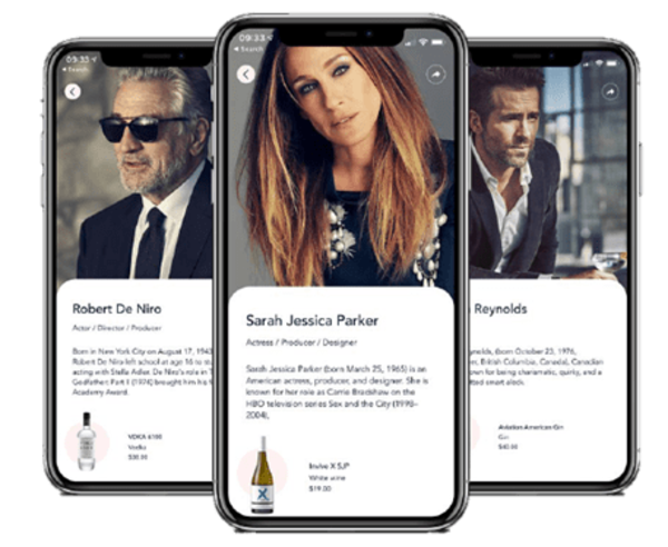 GrapeStars Lets Celebrities Sell Booze to You Through Social Media