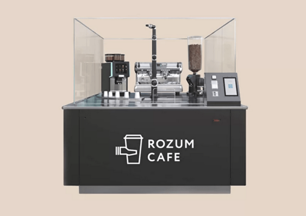 Just in Time for Social Distancing, Rozum Cafe Launches its Robot Barista