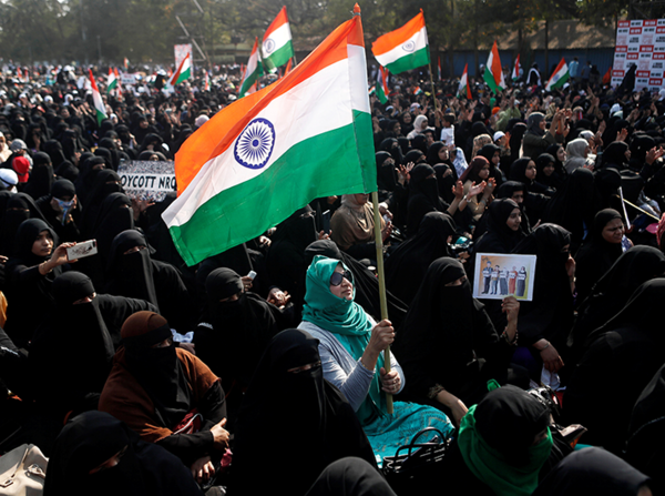 India's citizenship protests