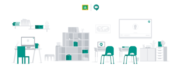 Google Classroom y Google Meet tienen actualizaciones recientes importantes