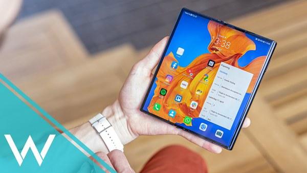 Huawei Mate Xs review | De beste foldable | WANT