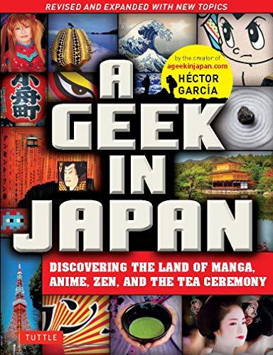 A Geek in Japan por Hector Garcia Puigcerver