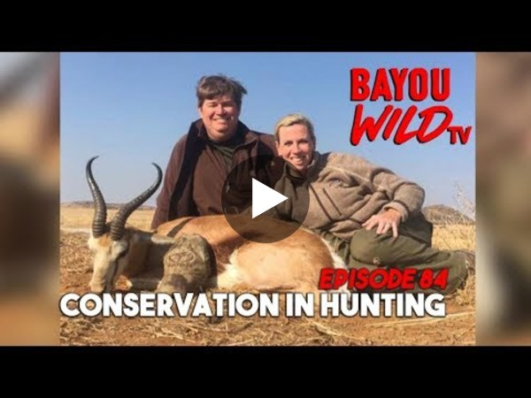 SCI Acadiana Chapter featured on Bayou Wild TV