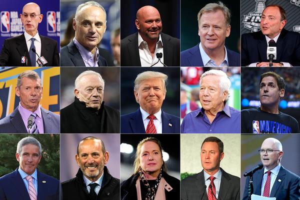 President Donald Trump Picks His Sports Cabinet