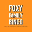 Foxy Family Bingo
