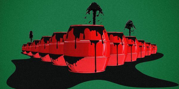 Glutted oil markets' next worry: Subzero prices
