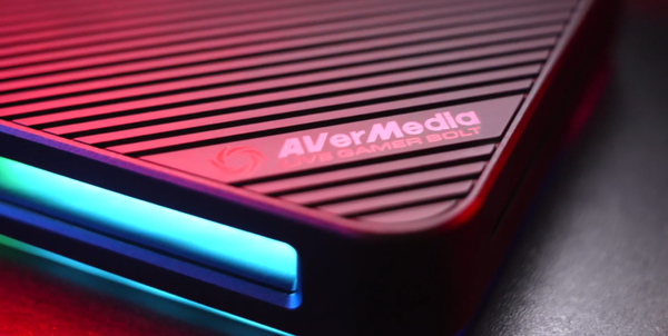 AVerMedia Live Gamer Bolt is an awesome 4K HDR external capture card