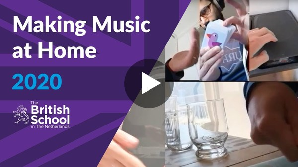 Making Music at Home   British School in The Netherlands