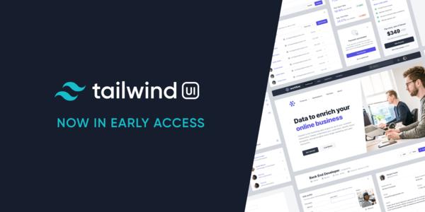 Integrating Tailwind UI with JavaScript
