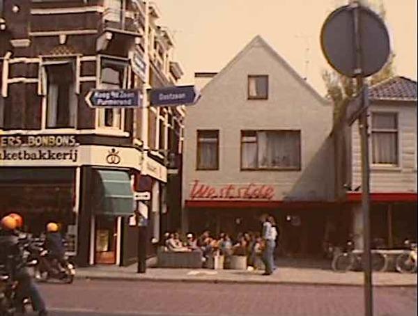 De Westzijde in 1976 (filmpje) | De Orkaan