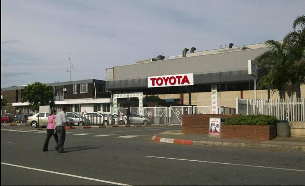 Toyota is making a small bet on a big opportunity in African mobility startups