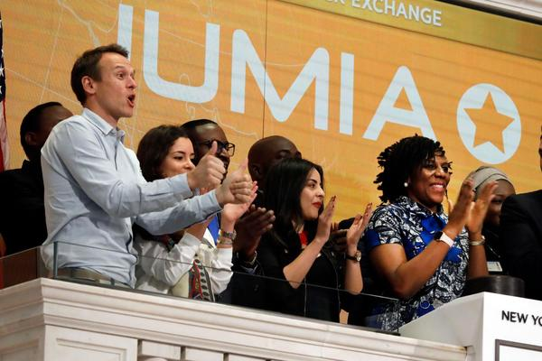 "It's been a tumultuous, loss-making year since the billion-dollar IPO of Jumia, ""Africa's Amazon"""