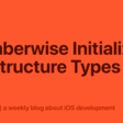 Memberwise Initializers For Structure Types