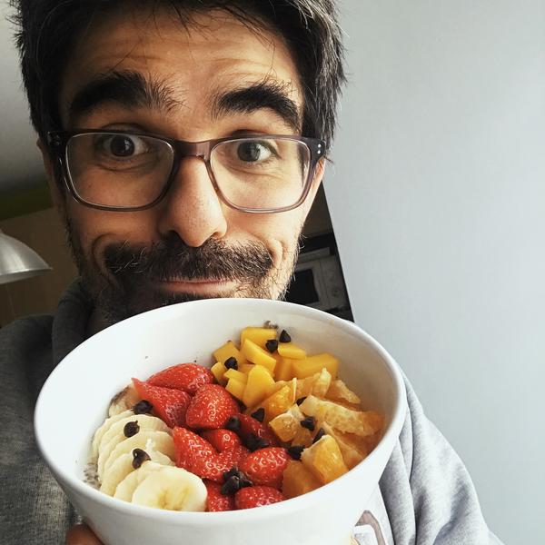 Les fruits c'est bon pour l'immunité