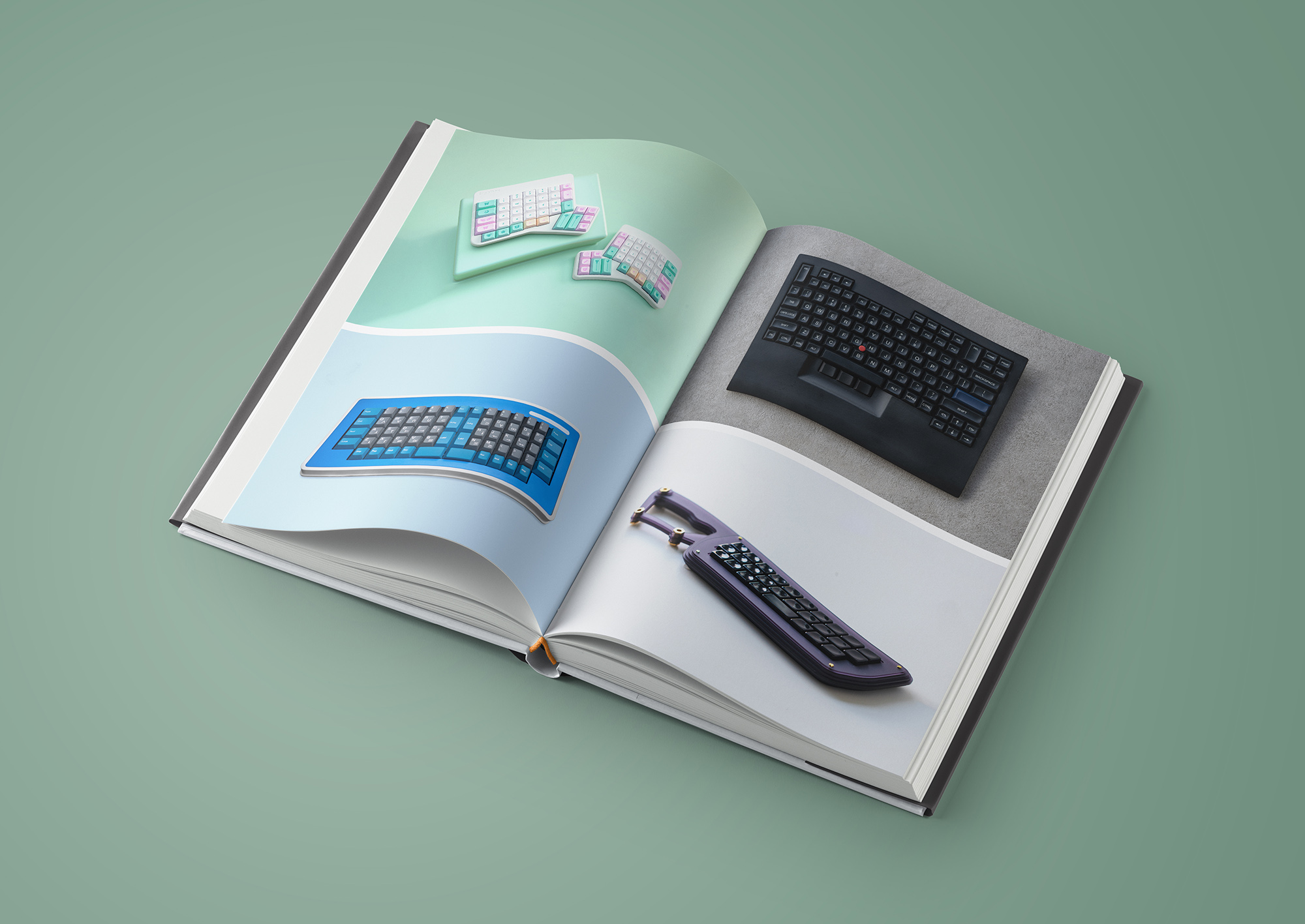 A chapter about modern mechanical keyboards