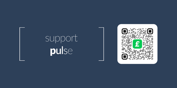 just in case you decided to support Pulse: £perspectiveix