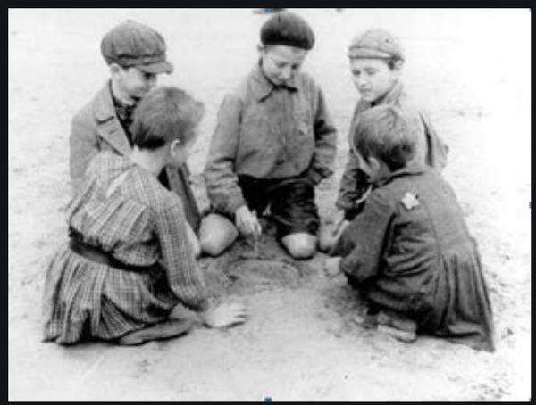 קרדיט תמונה: אתר ילדים בשואה מיזם - תיעוד