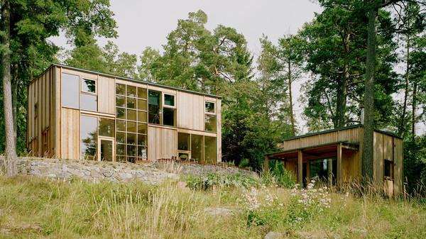 Villa Idun-Lee by Per Nadén and Anton Kolbe