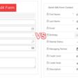 PCF Control: Quick Edit Form
