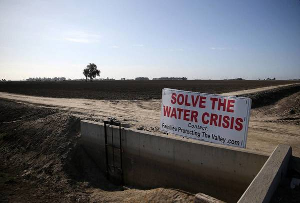 The parched West is heading into a global warming-fueled megadrought that could last for centuries