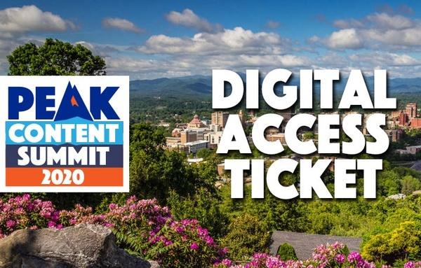 Peak Content Summit - Speaker Session Videos