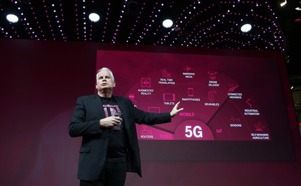 T-Mobile expands 5G network and gives LTE access to all Sprint customers