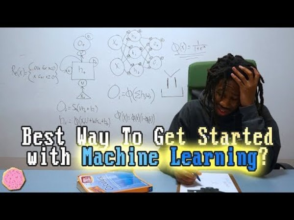How To Get Started with Machine Learning by Jabrils