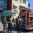 Brandweer naar Uylenburch voor rokende droger