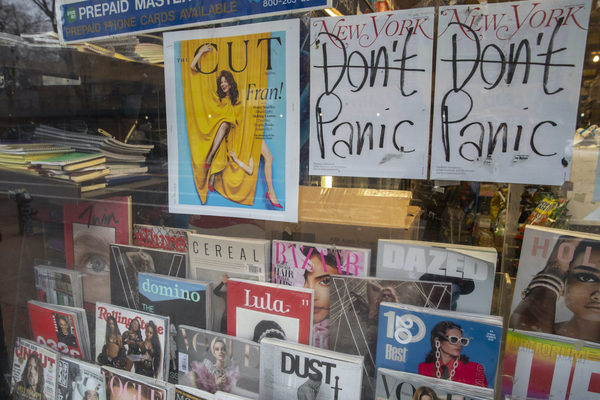 Stuck at home with little to do, news consumers are surging toward hobbyist magazines