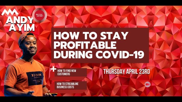 How to Stay Profitable During COVID-19
