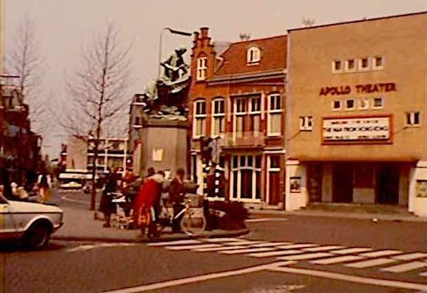 Haven, Hogendijk en Dam in 1976 (filmpje) | De Orkaan