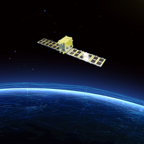 SpaceX Competitor To Launch Japanese Satellite Constellation In 2020