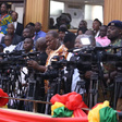 Ghana drops three places on latest Press Freedom Index