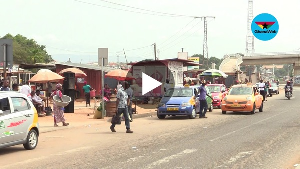 A day in Accra after partial lockdown is lifted