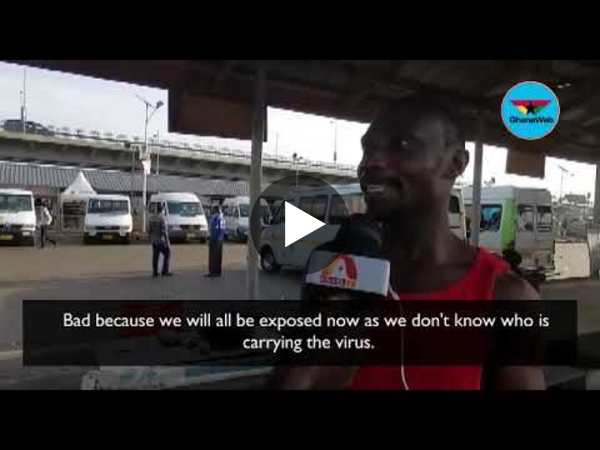 Lift of Lockdown: What Kasoa residents think about Akufo Addo's decision