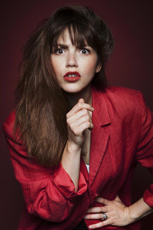 Sofia Portanet. Bild: Alexander Malecki